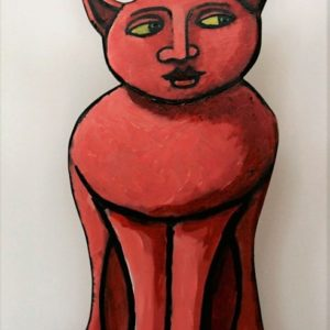 Diabolic cat