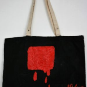 Dripping blob bag