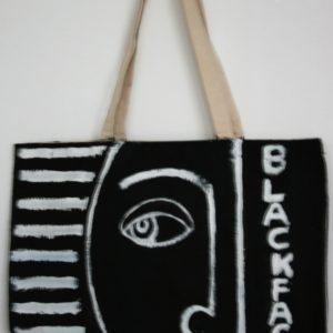 Blackface bag